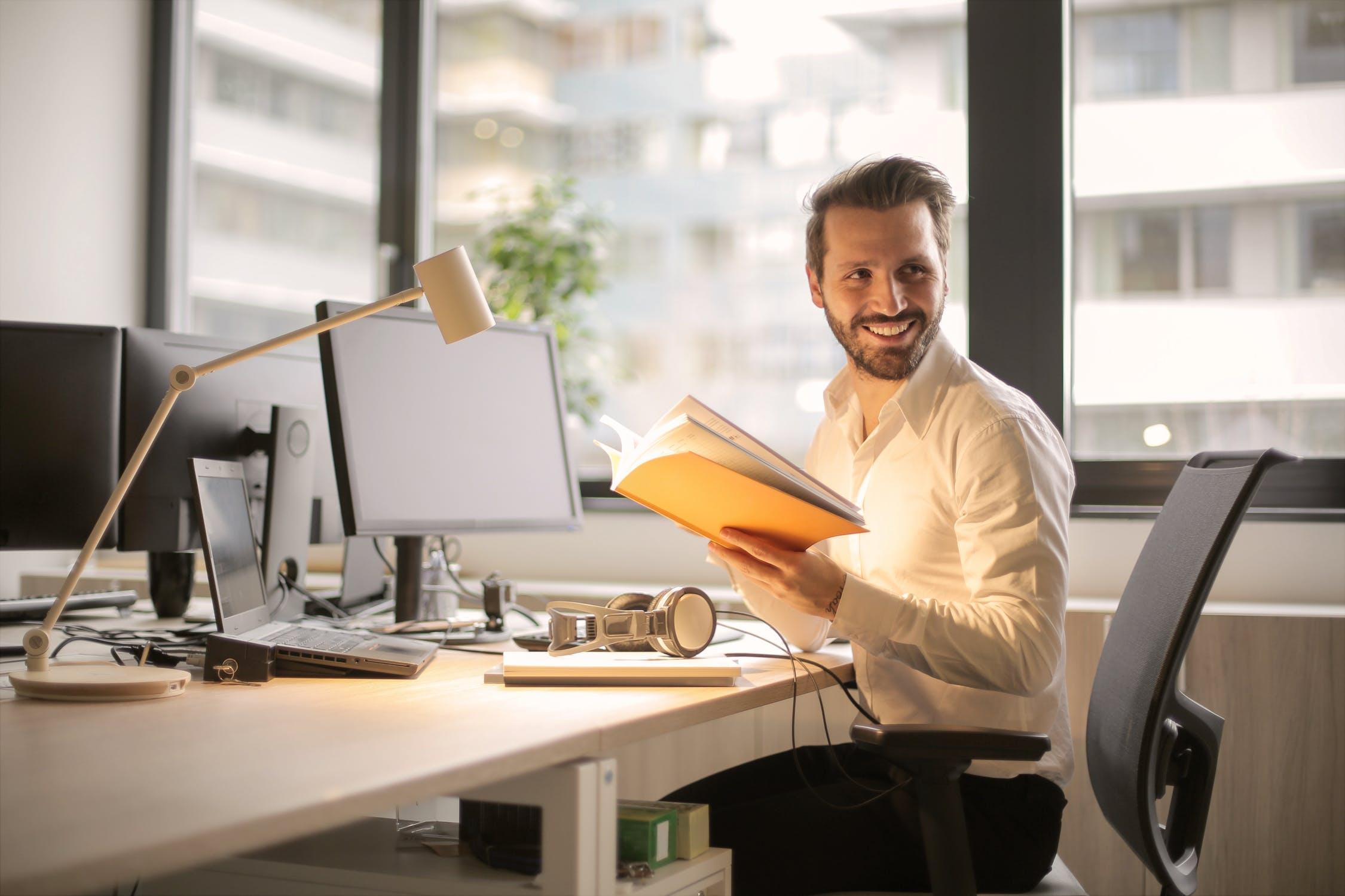 Être heureux au travail